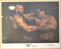 STREET FIGHTER (Card 2) Cinema Set of Colour FOH Stills / Lobby Cards