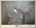 STREET FIGHTER (Card 4) Cinema Set of Colour FOH Stills / Lobby Cards