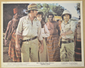 TRADER HORN (Card 1) Cinema Set of Colour FOH Stills / Lobby Cards