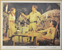 TRADER HORN (Card 8) Cinema Set of Colour FOH Stills / Lobby Cards