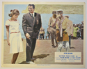 AFTER THE FOX (Card 6) Cinema Set of Colour FOH Stills / Lobby Cards