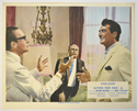 AFTER THE FOX (Card 7) Cinema Set of Colour FOH Stills / Lobby Cards
