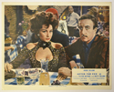 AFTER THE FOX (Card 8) Cinema Set of Colour FOH Stills / Lobby Cards