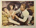 CAST A GIANT SHADOW (Card 1) Cinema Colour FOH Stills / Lobby Cards