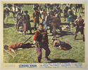 GENGHIS KHAN (Card 1) Cinema Colour FOH Stills / Lobby Cards