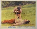 GENGHIS KHAN (Card 5) Cinema Colour FOH Stills / Lobby Cards