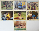 GENGHIS KHAN Cinema Colour FOH Stills / Lobby Cards