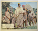 HAWAII (Card 4) Cinema Colour FOH Stills / Lobby Cards