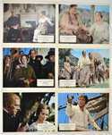 Hawaii <p><a> 6 Original Colour Front Of House Stills / Lobby Cards </i></p>