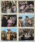 Russians Are Coming (The) <p><a> 6 Original Colour Front Of House Stills / Lobby Cards </i></p>