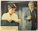 STRANGER IN THE HOUSE (Card 3) Cinema Colour FOH Stills / Lobby Cards