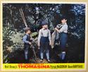 THE THREE LIVES OF THOMASINA (Card 1) Cinema Colour FOH Stills / Lobby Cards