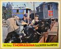 THE THREE LIVES OF THOMASINA (Card 2) Cinema Colour FOH Stills / Lobby Cards