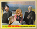 THE THREE LIVES OF THOMASINA (Card 3) Cinema Colour FOH Stills / Lobby Cards