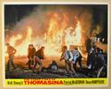 THE THREE LIVES OF THOMASINA (Card 5) Cinema Colour FOH Stills / Lobby Cards