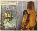 THE TRYGON FACTOR (Card 5) Cinema Colour FOH Stills / Lobby Cards