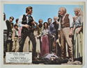 Way West (The) <p><a> Original Colour Front Of House Still / Lobby Card </i></p>