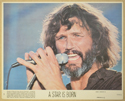A STAR IS BORN (Card 3) Cinema Colour FOH Stills / Lobby Cards