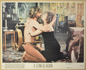 A STAR IS BORN (Card 8) Cinema Colour FOH Stills / Lobby Cards