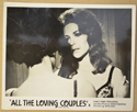 ALL THE LOVING COUPLES (Card 4) Cinema Black and White FOH Stills / Lobby Cards