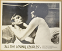 ALL THE LOVING COUPLES (Card 6) Cinema Black and White FOH Stills / Lobby Cards