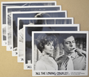 All The Loving Couples <p><a> 6 Original Black and White Front Of House Stills / Lobby Cards </i></p>