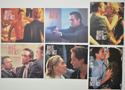 BASIC INSTINCT Cinema Set of Colour FOH Stills / Lobby Cards