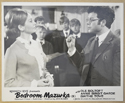 BEDROOM MAZURKA (Card 1) Cinema Black and White FOH Stills / Lobby Cards