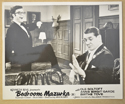 BEDROOM MAZURKA (Card 2) Cinema Black and White FOH Stills / Lobby Cards