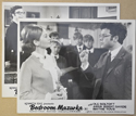 Bedroom Mazurka <p><a> 2 Original Black and White Front Of House Stills / Lobby Cards </i></p>