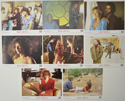 BLACK WIDOW Cinema Set of Colour FOH Stills / Lobby Cards