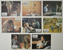 THE BROOD Cinema Set of Colour FOH Stills / Lobby Cards