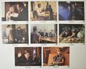 THE CLIENT Cinema Set of Colour FOH Stills / Lobby Cards