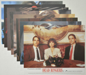 DEAD RINGERS (Full View) Cinema Set of Colour FOH Stills / Lobby Cards