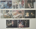 DEATH VALLEY Cinema Set of Colour FOH Stills / Lobby Cards