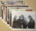 Endangered Species <p><a> 7 Original Colour Front Of House Stills / Lobby Cards </i></p>