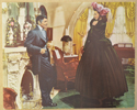 GONE WITH THE WIND (Card 2) Cinema Set of Colour FOH Stills / Lobby Cards