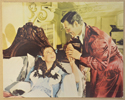 GONE WITH THE WIND (Card 7) Cinema Set of Colour FOH Stills / Lobby Cards