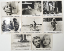I, A VIRGIN Cinema Set of FOH Stills / Lobby Cards
