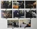 MAXIMUM RISK Cinema Set of Colour FOH Stills / Lobby Cards