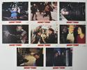 MONEY TRAIN Cinema Set of Colour FOH Stills / Lobby Cards