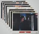 MONEY TRAIN (Full View) Cinema Set of Colour FOH Stills / Lobby Cards