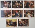 THE PEOPLE VS. LARRY FLYNT Cinema Set of Colour FOH Stills / Lobby Cards