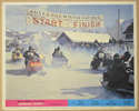 SNOWBALL EXPRESS (Card 1) Cinema Colour FOH Stills / Lobby Cards