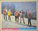 SNOWBALL EXPRESS (Card 2) Cinema Colour FOH Stills / Lobby Cards