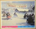 SNOWBALL EXPRESS (Card 1) Cinema Colour FOH Stills / Lobby Cards