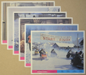 Snowball Express <p><a> 6 Original Colour Front Of House Stills / Lobby Cards </i></p>