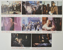 SOMETHING WICKED THIS WAY COMES Cinema Set of Colour FOH Stills / Lobby Cards