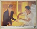 THE SPECIALIST (Card 5) Cinema Colour FOH Stills / Lobby Cards