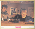 STAKEOUT (Card 4) Cinema Colour FOH Stills / Lobby Cards
